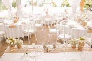 székek esküvőre