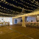 pagoda sátor esküvő