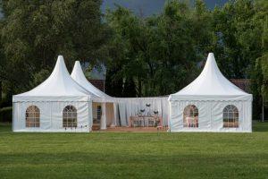 esküvői pagoda sátor